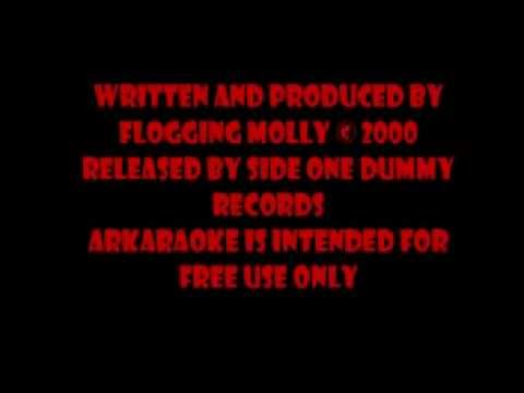 Devil's Dance Floor - Flogging Molly Karaoke