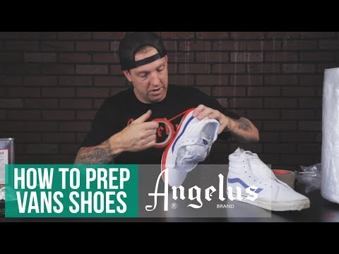 How To Prep Vans For Paint | Ultimate Tips & Tricks Guide To Everything Custom Shoes