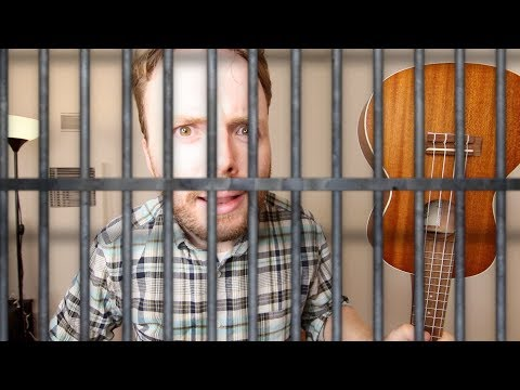 HOW TO PLAY JAILHOUSE ROCK - ELVIS PRESLEY - EASY UKULELE TUTORIAL!
