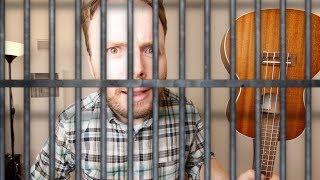 HOW TO PLAY JAILHOUSE ROCK - ELVIS PRESLEY - EASY UKULELE TUTORIAL!