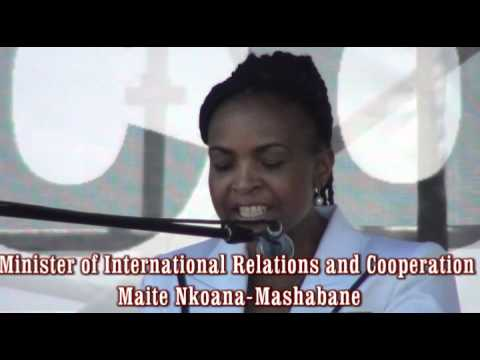 50 Days Countdown to COP17 Climate Change Summit Durban - Concert
