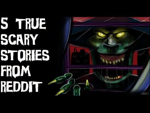 5 DISTURBING TRUE SCARY STORIES FROM REDDIT Ft.Morbid Minds