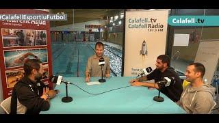 Calafell Esportiu 15/10/20. Tertúlia Futbol #5: El derbi i el debut