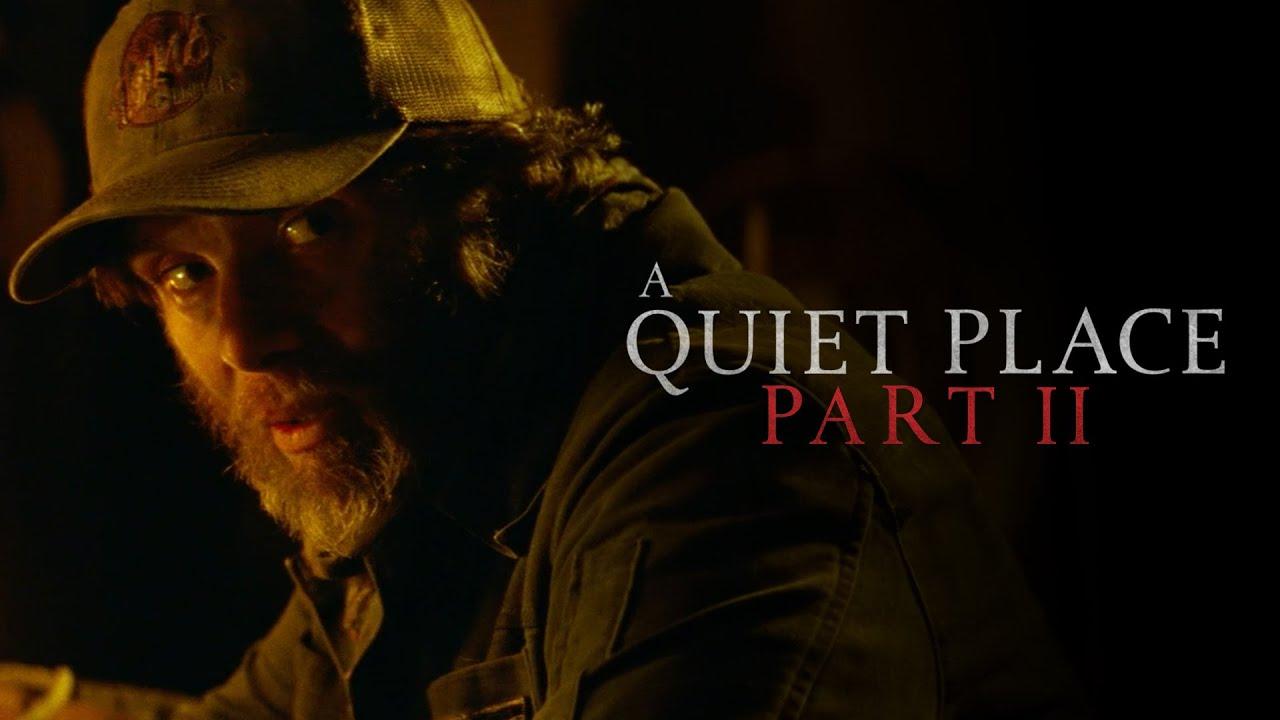 A Quiet Place Part II (2020) - Cillian Murphy Featurette - Paramount Pictures