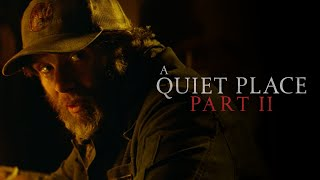 A Quiet Place Part II (2020) - Cillian Murphy Featurette - Paramount Pictures