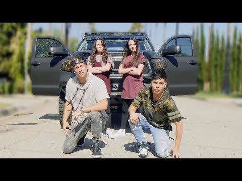 Monster Truck Music (ft. Merrell Twins & Matt Steffanina)