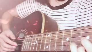 Chỉ là thoáng qua guitar cover