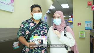 Kenapa saya memilih Klinik As-Salam untuk rawatan ibu mengandung?