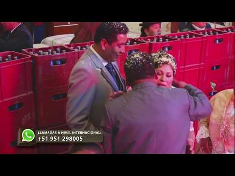 "NIEVES del Perù♫en la boda de Rene e Idelza Quispe"" ♫Juliaca Perù™Studios DHAPStv●16.09.2017"