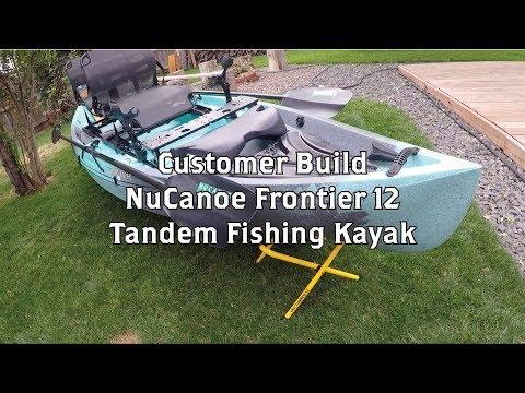 Customer Builds: NuCanoe Tandem Frontier 12 with Trolling