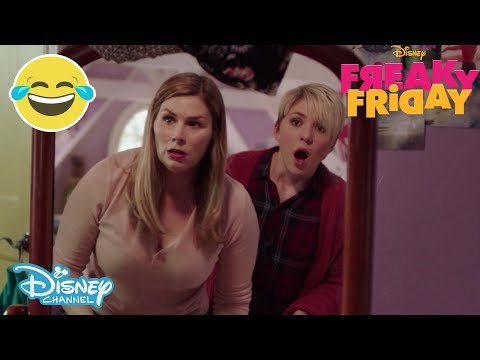 Freaky Friday | The Switch! - Sneak Peek