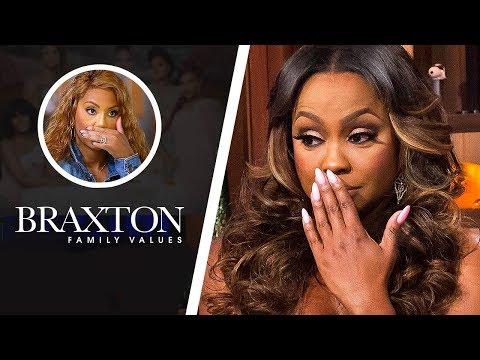 Phaedra Parks Is Back | RHOA To Braxton Family Values?