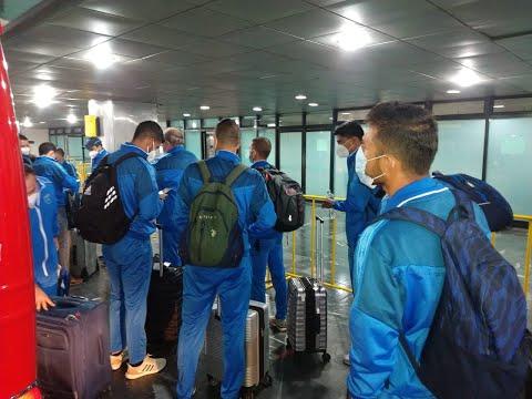 Selección Nacional viaja a Nicaragua