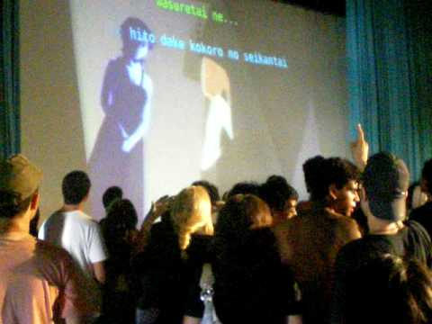 FCT (First Cosplay in Tunisia) - Karaoke 01