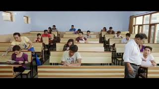 Exam time cheating funny scene
