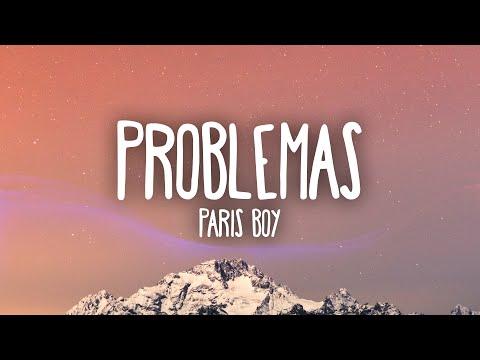 Problemas Paris Boy