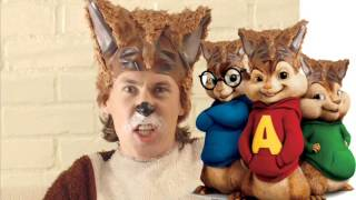 Repeat youtube video (Remix) Ylvis - The Fox Alvin e os Esquilos (Chipmunks version Ylvis - The Fox)