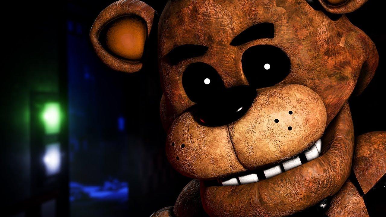 ZEPSUTY FREDDY JEST ZEPSUTY | Five Nights at Freddy's: Reborn #3