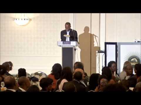Alumni award 2012 Hakeem Belo-Osagie (Part I)
