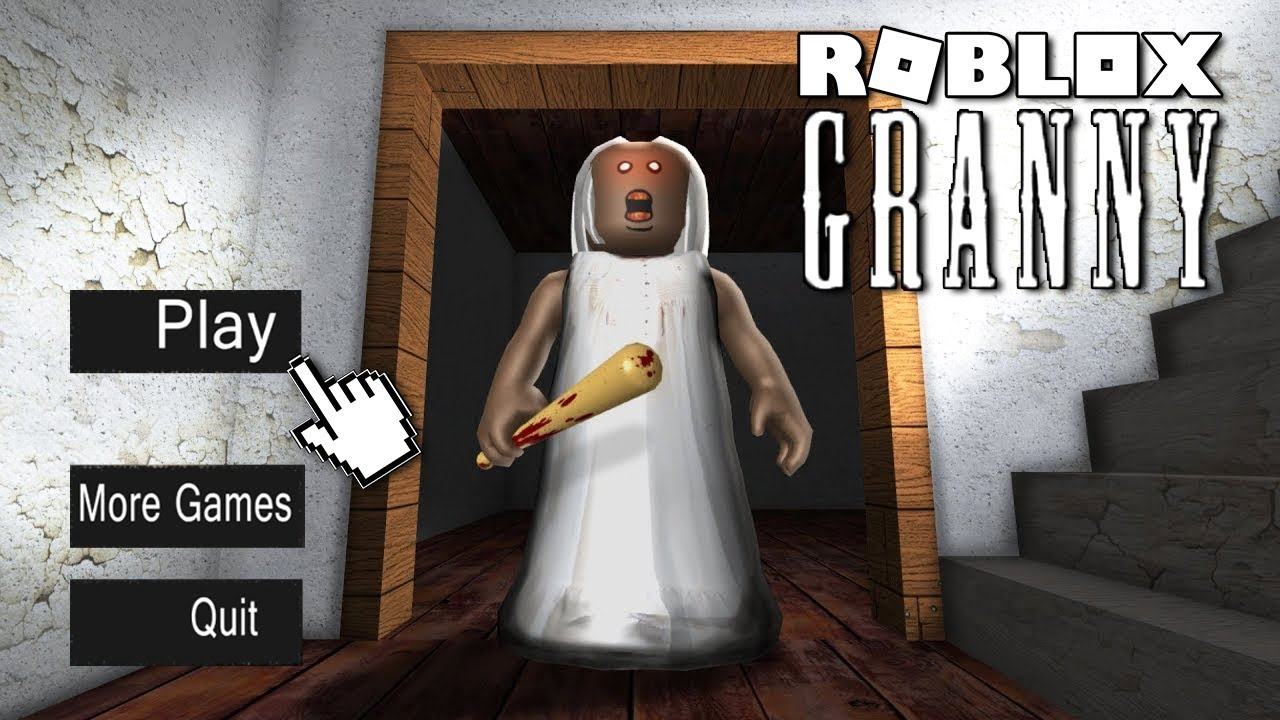 La Mejor Version De Granny En Roblox Mikecrack Roblox 29