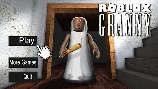 THE BEST VERSION OF GRANNY IN ROBLOX! 😱 MIKECRACK ROBLOX #29