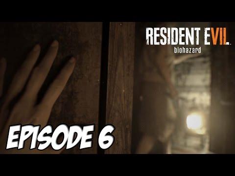 RESIDENT EVIL 7 : LA VIEILLE MAISON | Episode 6