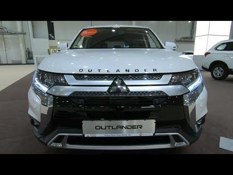 2019 New Mitsubishi Outlander Exterior and Interior