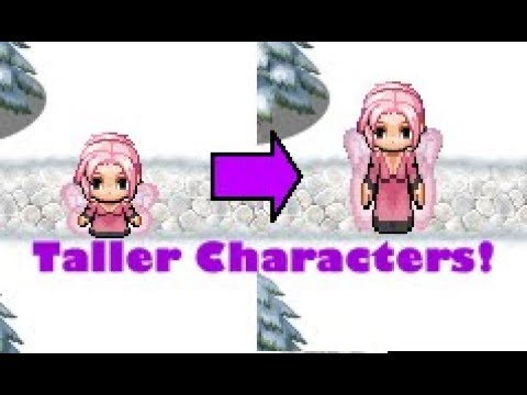 RPG Maker MV - Taller Characters (Photoshop Tutorial)
