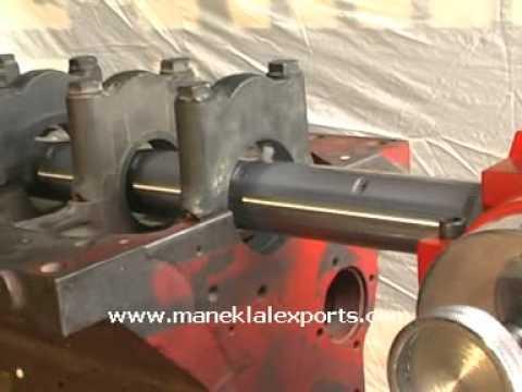 Manek - Line Boring Machine Model: LINEBORE-1545