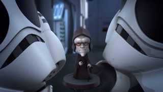 Звездный Войны: в Объезд (Star Wars: Detours) - Трейлер