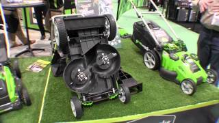 Greenworks 40 Volt Cordless System: by John Young of the Weekend Handyman