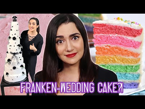 Baking A Wedding Cake With Every Possible Cake Flavor In It - Safiya Nygaard