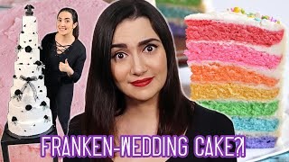 Download Baking A Wedding Cake With Every Possible Cake Flavor In It Mp3 and Videos