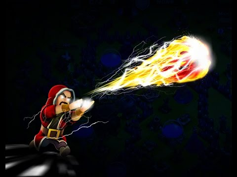 Wizard Clash Of Clans Wallpaper Full Sorcier (Clash Of...