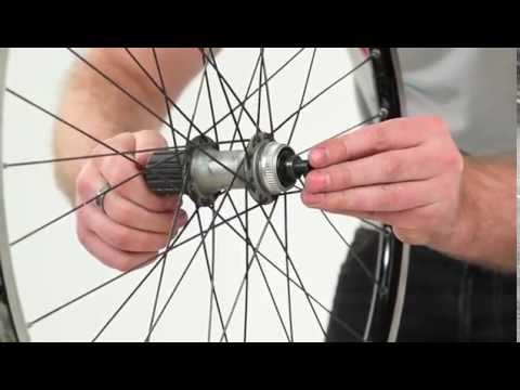 How to service your Shimano hubs