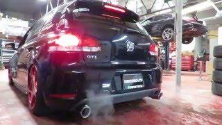 Bang! Volkswagen MK6 GTI w/ ARMYTRIX Exhaust System by Speedlife Motorsport
