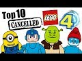 Top 10 Cancelled LEGO #4!