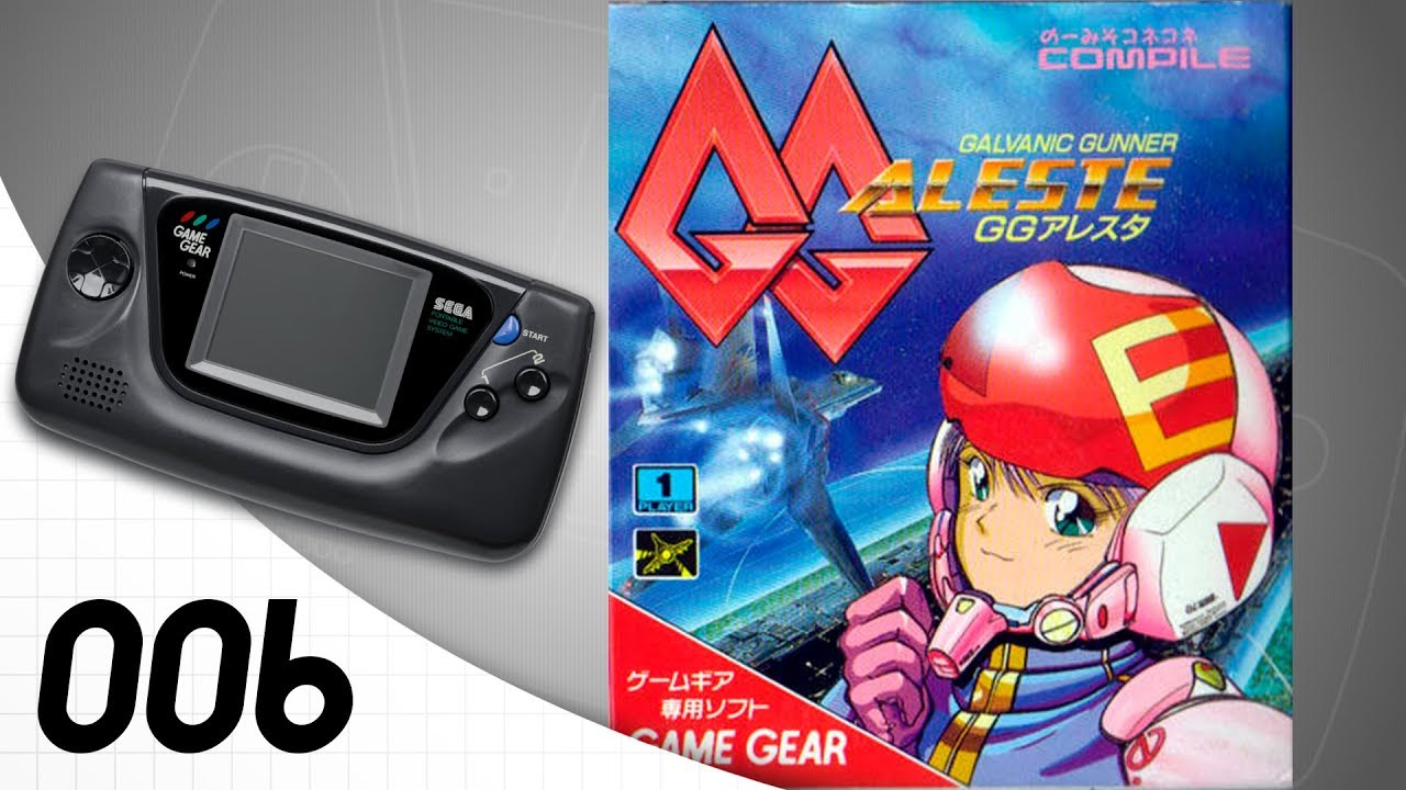 Download GG Aleste [006] Game Gear Longplay/Walkthrough/Playthrough (FULL GAME)