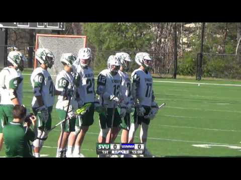Southern Virginia University Men's Lacrosse vs USMMA