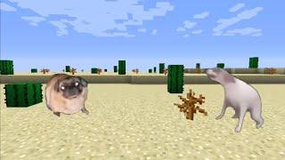 Vibing Pug VS. Dancing Dog