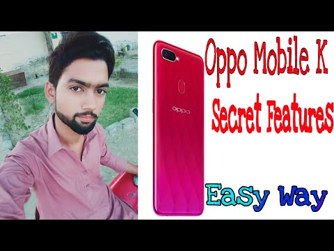 Oppo Mobile Phones secret Features and Tricks