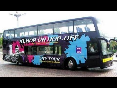 Kuala Lumpur City Hop On Bus Tour - Malaysia (FULL)