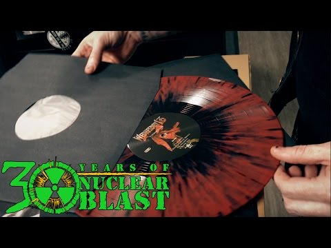 "WEDNESDAY 13 - ""Condolences"" Ox Blood Vinyl Reveal (OFFICIAL REVEAL)"