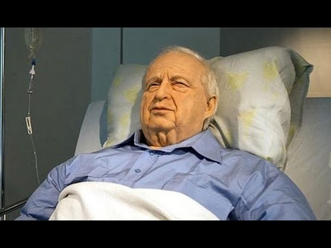 """Former Israeli PM Ariel Sharon """"fighting for his life"""""""