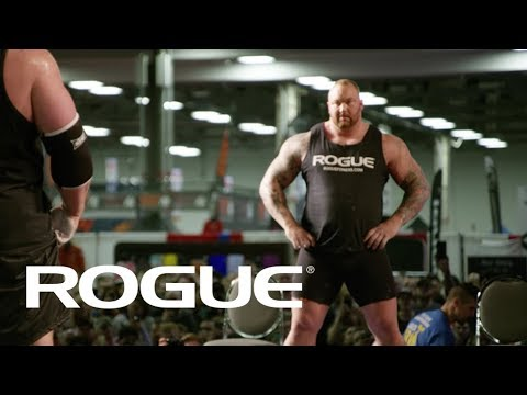 2018 Arnold Strongman Classic -  Rogue Winner's Circle / 8K