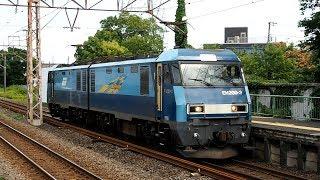 2019/06/12 【単機回送】 EH200-3 川崎新町駅 | JR Freight: EH200-3 at Kawasakishimmachi