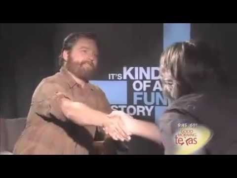 Gordon Keith's Extremely Uncomfortable Interview With Zach Galifianakis