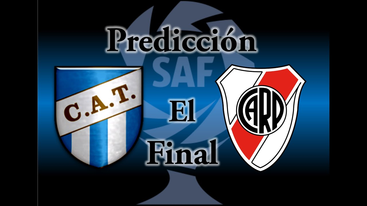 Atletico Tucuman Vs. River Plate. Superliga 2020 (El Final)
