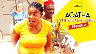 Agatha The Okada Rider 4 {Full Movie} - 2015 Latest Nigerian Nollywood Movies