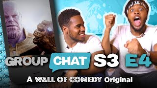"""""""That SLAP was from THANOS... it was power"""" 